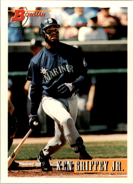 1993 Bowman #375 Ken Griffey Jr.