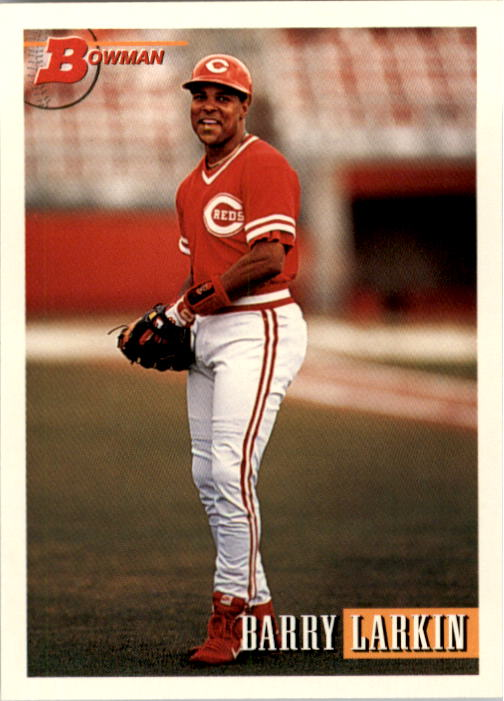 1993 Bowman #470 Barry Larkin