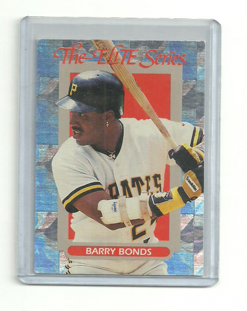 1993 Donruss Elite #31 Barry Bonds