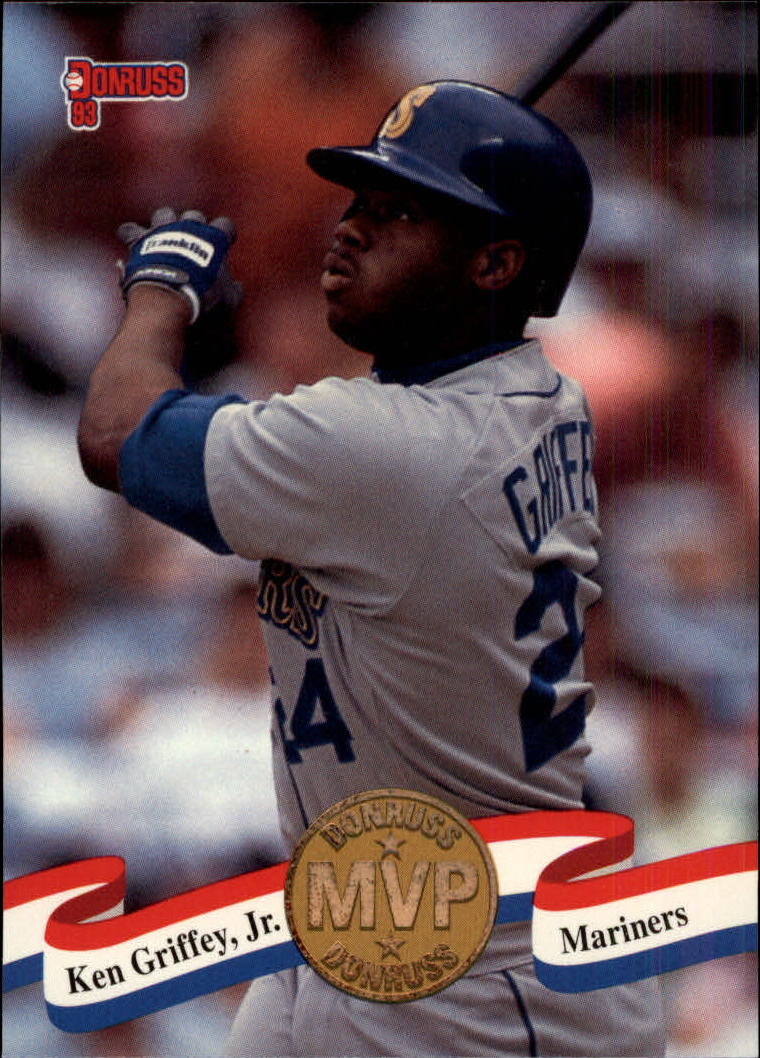 1993 Donruss MVPs #20 Ken Griffey Jr.