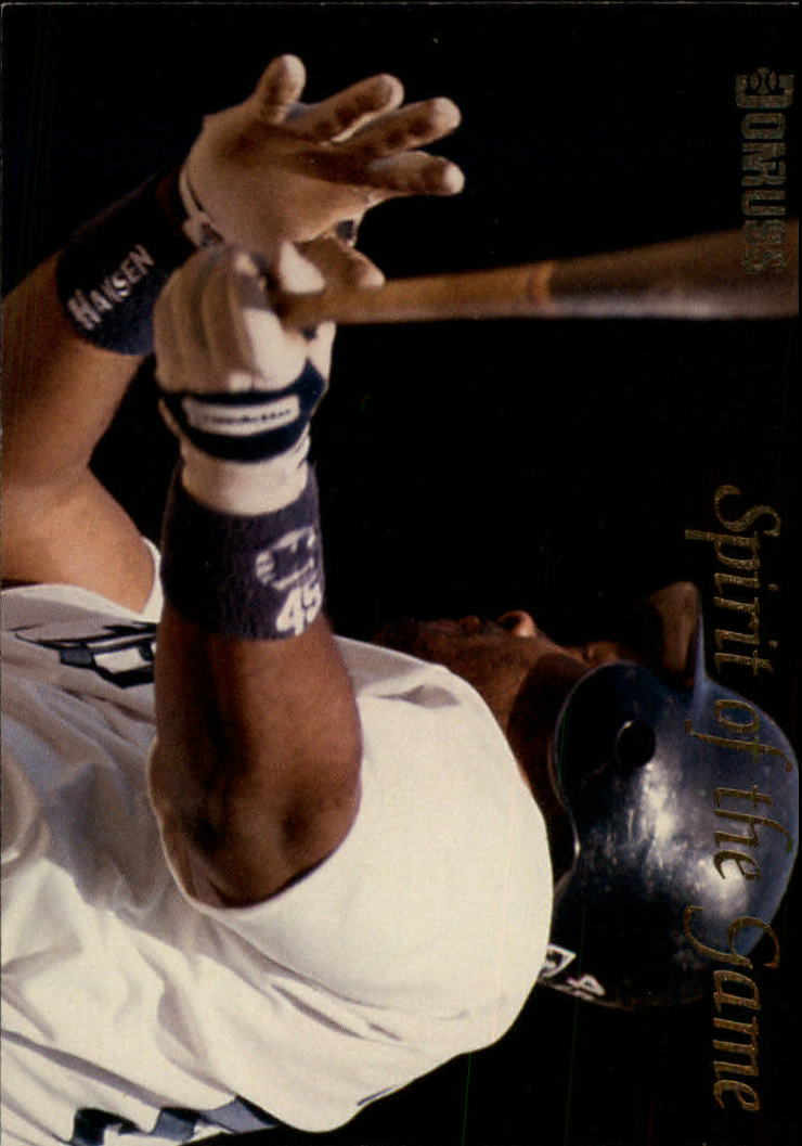 1993 Donruss Spirit of the Game #SG10 Fielder/Deer/Tettleton