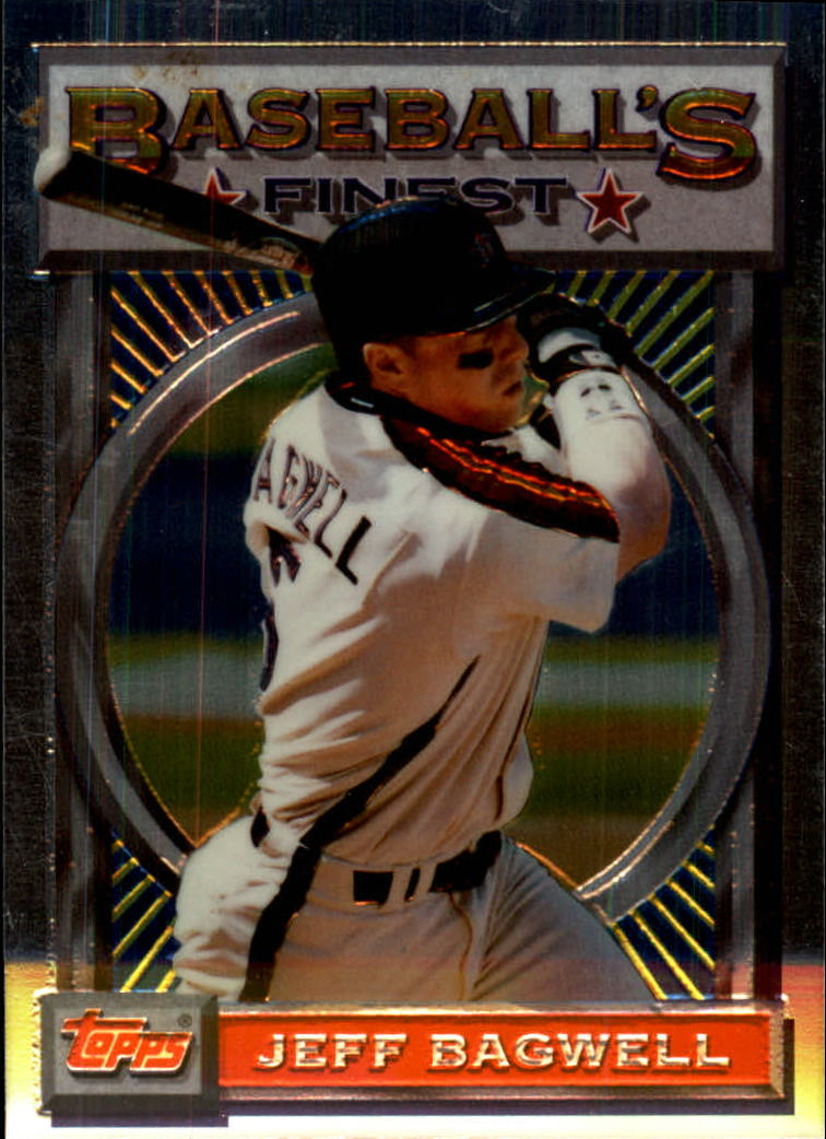 1993 Finest #11 Jeff Bagwell