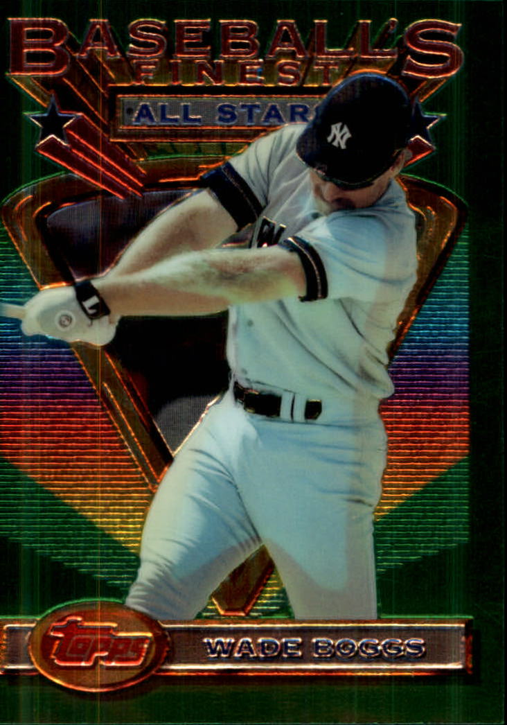 1993 Finest #90 Wade Boggs AS