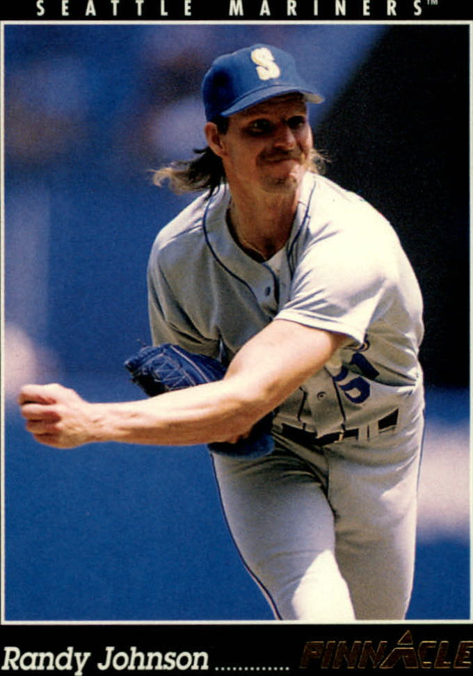 1993 Pinnacle #41 Randy Johnson