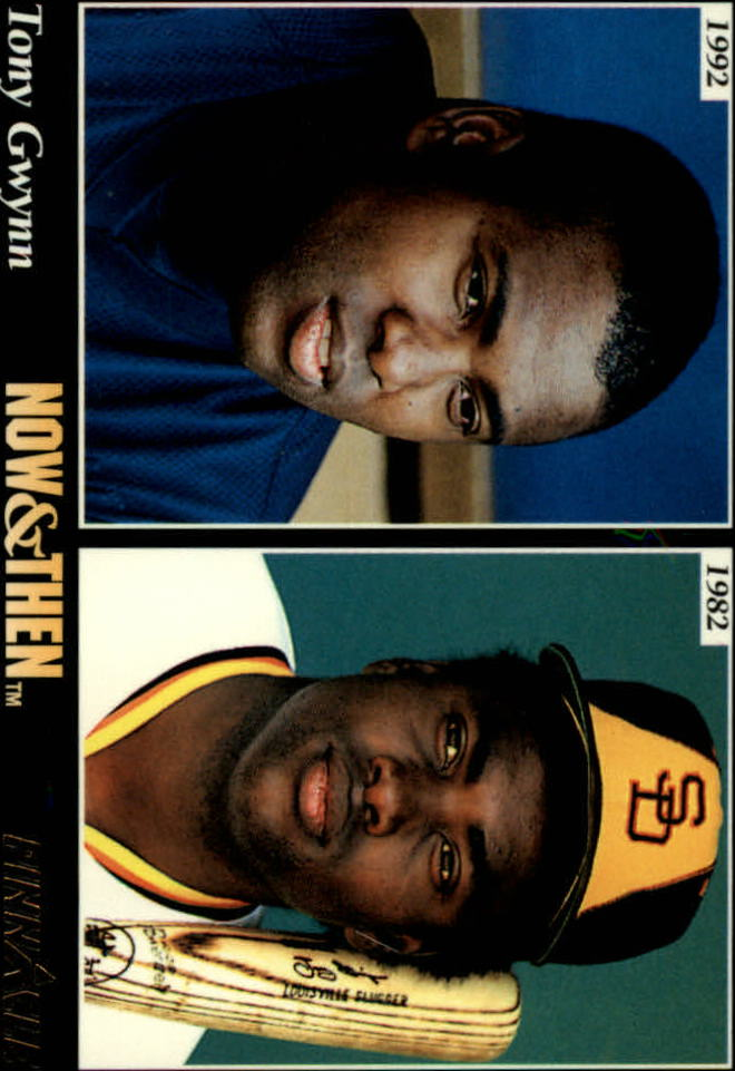 1993 Pinnacle #289 Tony Gwynn NT