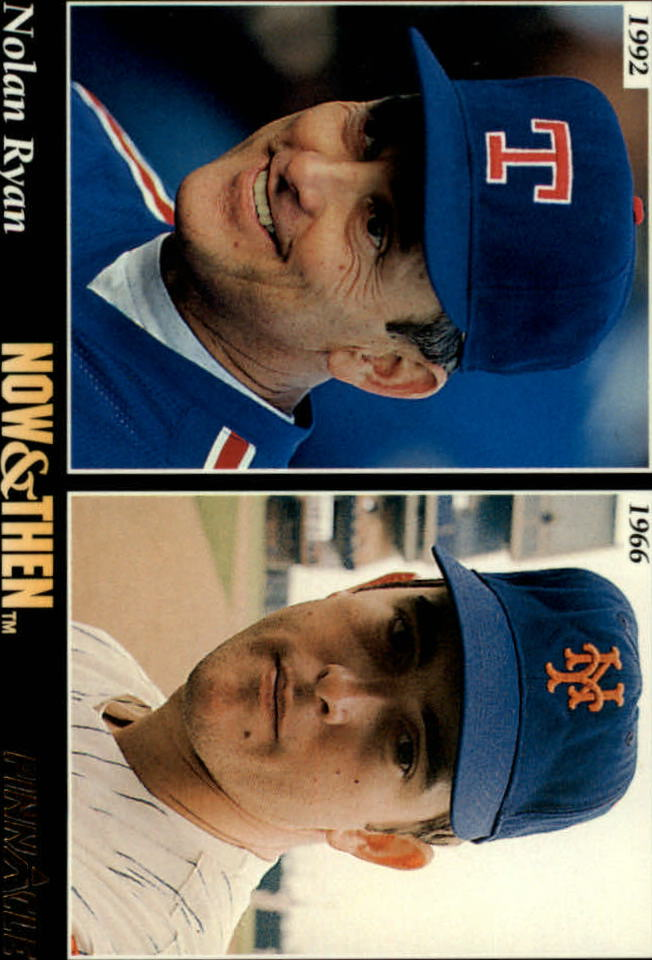 1993 Pinnacle #290 Nolan Ryan NT