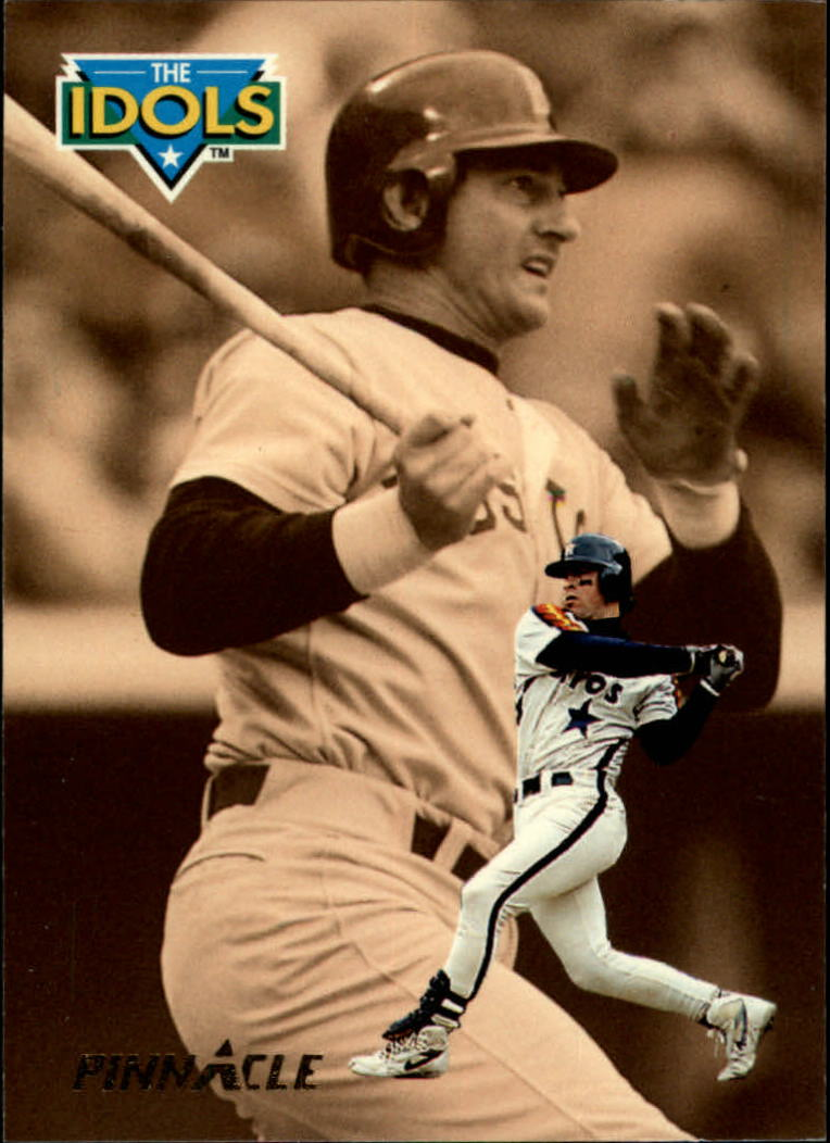 1993 Pinnacle #297 J.Bagwell/C.Yastrzemski