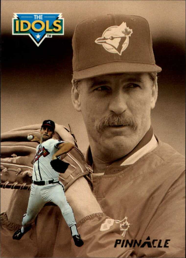 1993 Pinnacle #298 J.Smoltz/J.Morris