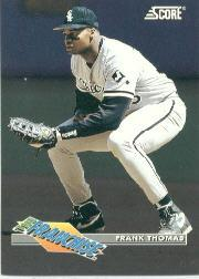 1993 Score Franchise #4 Frank Thomas