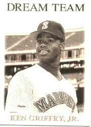 1993 Score Gold Dream Team #5 Ken Griffey Jr.