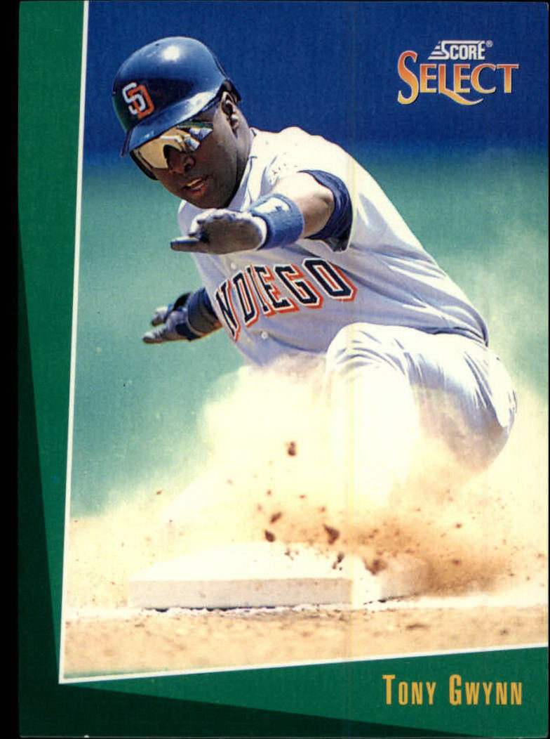 1993 Select #5 Tony Gwynn