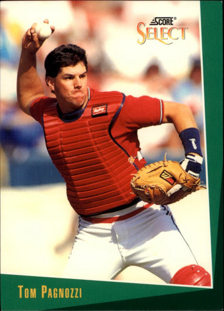 1993 Select #37 Tom Pagnozzi