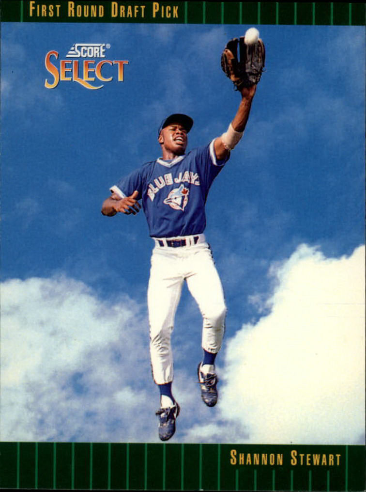 1993 Select #355 Shannon Stewart RC