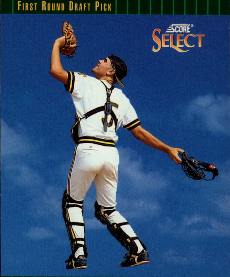1993 Select #359 Jason Kendall RC