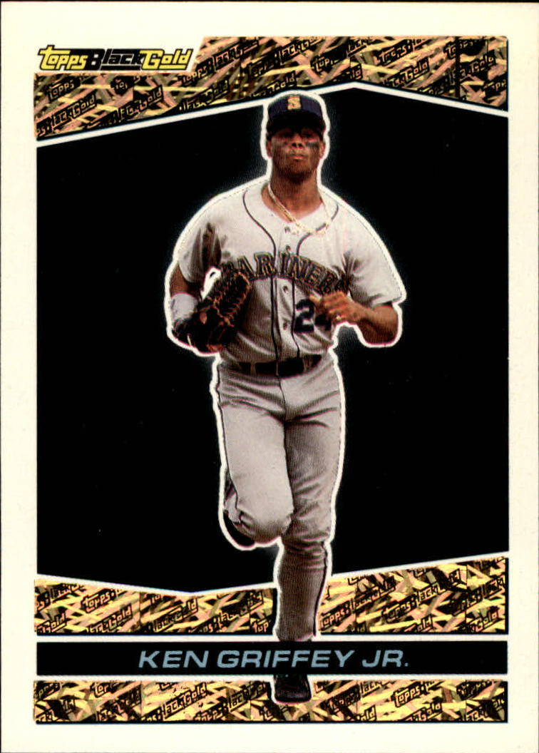 1993 Topps Black Gold #33 Ken Griffey Jr.
