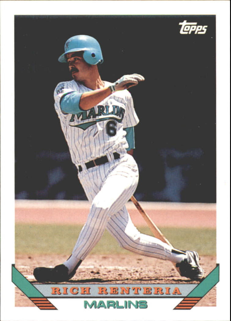1993 Topps Traded #2T Rich Renteria
