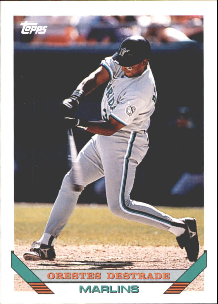 1993 Topps Traded #11T Orestes Destrade