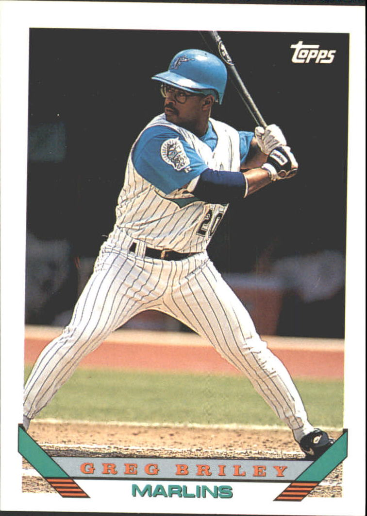1993 Topps Traded #35T Greg Briley