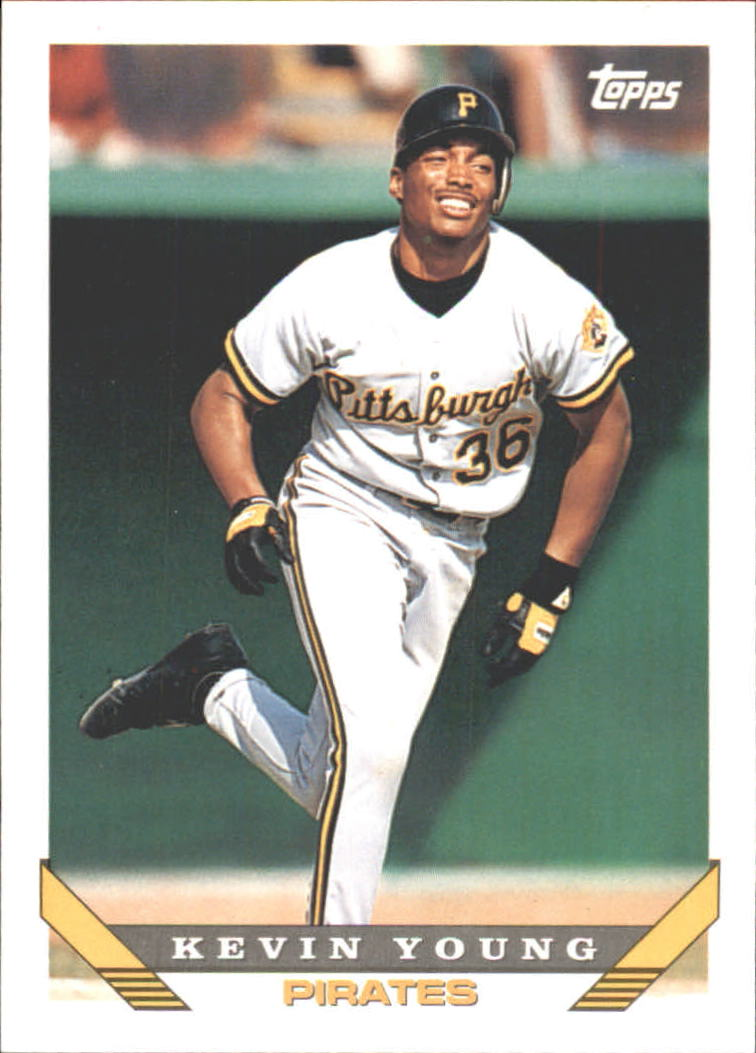 1993 Topps Traded #52T Kevin Young