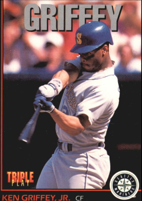1993 Triple Play #1 Ken Griffey Jr.