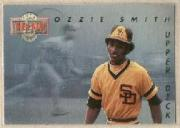 1993 Upper Deck Then And Now #TN7 Ozzie Smith