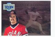 1993 Upper Deck Then And Now #TN10 Dennis Eckersley
