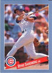 1993 Hostess #2 Ryne Sandberg