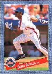 1993 Hostess #3 Bobby Bonilla