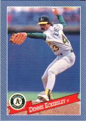 1993 Hostess #11 Dennis Eckersley