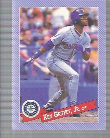 1993 Hostess #25 Ken Griffey Jr.