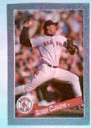 1993 Hostess #27 Roger Clemens