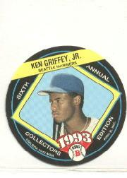 1993 King-B Discs #2 Ken Griffey Jr.