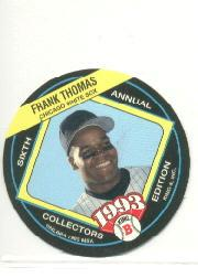 1993 King-B Discs #4 Frank Thomas