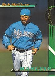 1993 Marlins Stadium Club #2 Bryan Harvey