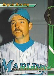 1993 Marlins Stadium Club #3 Bob McClure