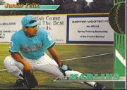 1993 Marlins Stadium Club #8 Junior Felix