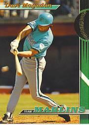 1993 Marlins Stadium Club #10 Dave Magadan