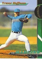 1993 Marlins Stadium Club #20 Trevor Hoffman