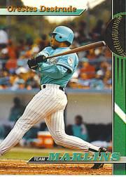 1993 Marlins Stadium Club #29 Orestes Destrade