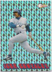 1993 Pacific Jugadores Calientes #6 Juan Gonzalez