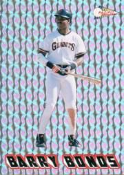 1993 Pacific Jugadores Calientes #21 Barry Bonds