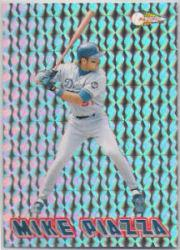 1993 Pacific Jugadores Calientes #34 Mike Piazza