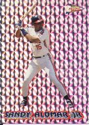 1993 Pacific Spanish Prism Inserts #8 Sandy Alomar Jr.