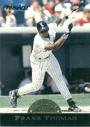 1993 Pinnacle Cooperstown #24 Frank Thomas