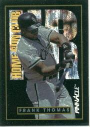 1993 Pinnacle Home Run Club #17 Frank Thomas