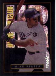 1993 Pinnacle Home Run Club #26 Mike Piazza
