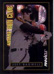 1993 Pinnacle Home Run Club #28 Jeff Bagwell