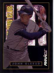 1993 Pinnacle Home Run Club #29 John Olerud