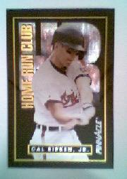 1993 Pinnacle Home Run Club #47 Cal Ripken