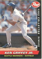 1993 Post #7 Ken Griffey Jr.